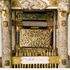 Image 4 of 5, A2991 Model of Yomeimon Gate at Toshougu Shrine, Nikko, Japan. No 67 in catalogue of Philp Charley sale. Click to enlarge