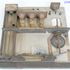 Image 3 of 3, 10955 Sectioned working model of a corn mill, wood / paper / metal, James Rigg, c.1880. Click to enlarge