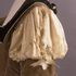 Image 3 of 5, 98/26/1 Costume, opera, dress, worn by Dame Nellie Melba, velvet/silk/cotton/leather/metal, maker unknown, c.1910. Click to enlarge